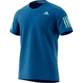 adidas Response Short Sleeve Tee Men core blue